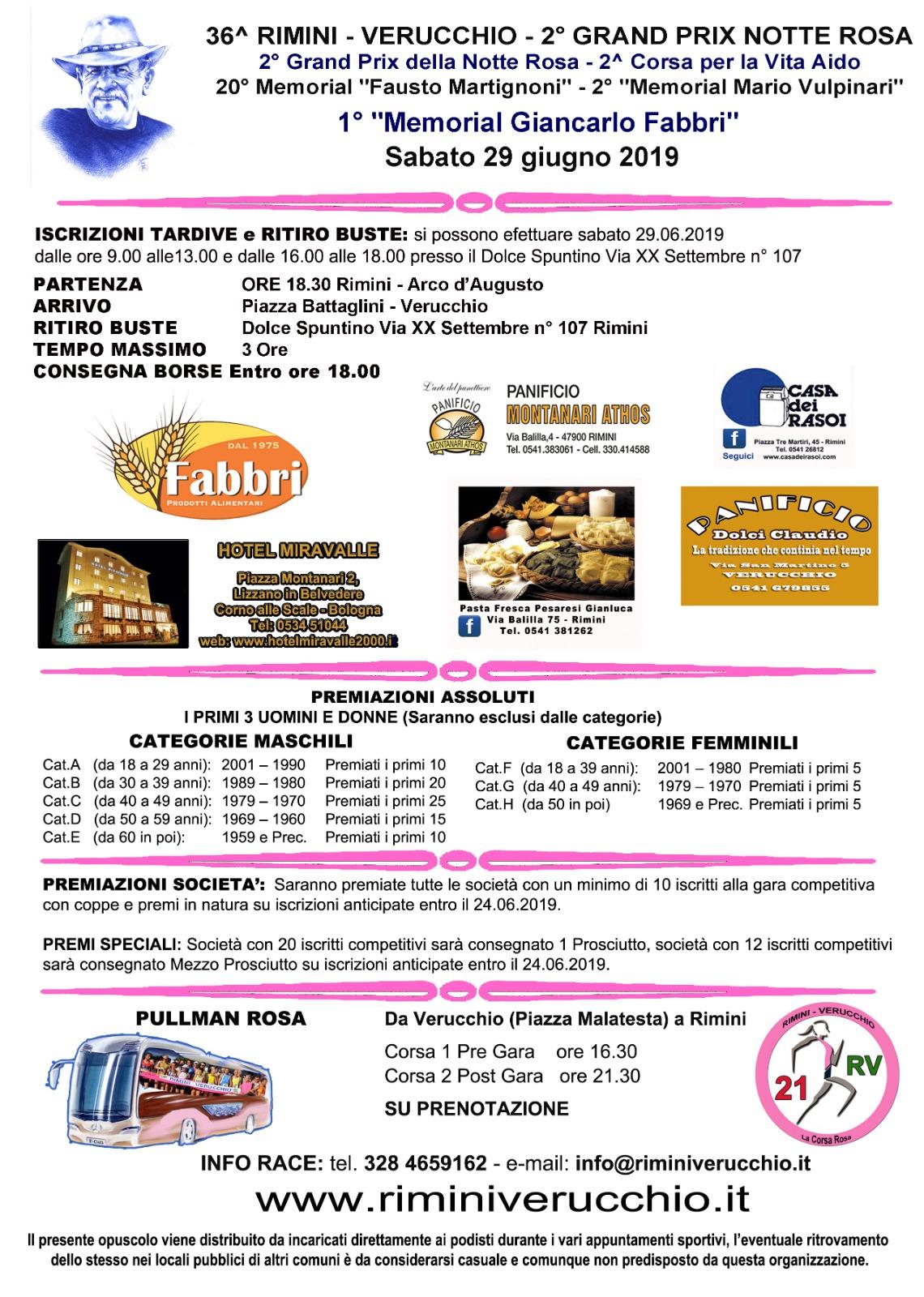 La Rimini - Verucchio