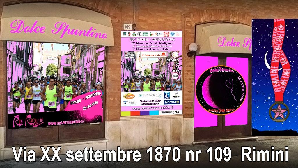 247e1a413623a2 Ritiro Pettorali 36a Rimini - Verucchio